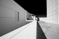 Louvre of Abu Dhabi royalty free stock images