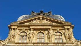 Louvre. Czerep. Obraz Royalty Free