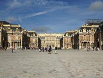 Louvre kwadrat zdjęcia stock