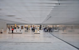 The Louvre Lens museum. France Stock Image