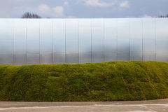 The Louvre Lens, North of France Stock Images