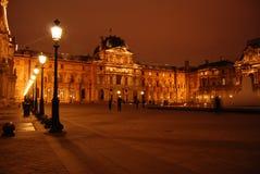 Louvre Mezzanine Stock Image