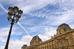 Louvre Museum. Stock Photos