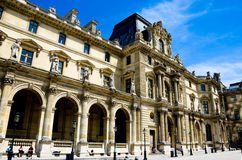 Louvre Museum Royalty Free Stock Images