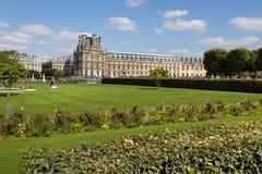 Louvre-Museum Lizenzfreie Stockfotos