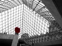 Louvre-Museum III Stockbilder