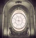 Louvre Museum interior Royalty Free Stock Photography