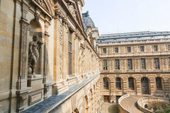 Louvre Museum (Musee du Louvre) Royalty Free Stock Images