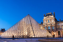 Louvre Museum Royalty Free Stock Photo