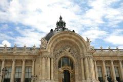 Louvre Museum in Paris Royalty Free Stock Image