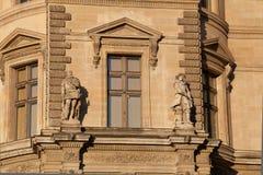 Louvre museum, Paris Stock Photos