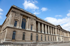 Musee du Louvre Royalty Free Stock Photo