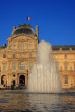 Louvre Museum, Paris Royalty Free Stock Photo