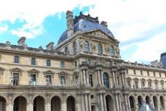 Louvre museum - Paris Stock Photos