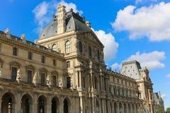 Louvre Museum - Paris Stock Photography