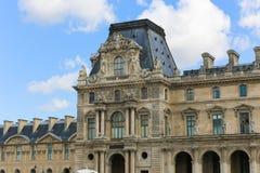 Louvre Museum - Paris Royalty Free Stock Images