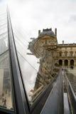 Louvre Museum Paris Royalty Free Stock Image
