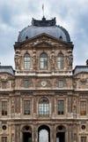 Louvre Museum Paris France Stock Images