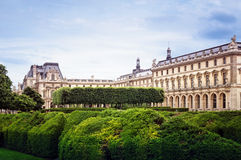 Louvre Museum, Paris - France Stock Image
