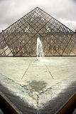 Louvre Museum, Paris - France Stock Photo