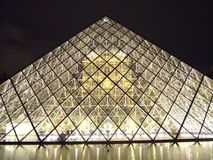 Louvre Museum, Paris, France Stock Photo