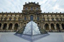 Louvre museum Paris Stock Photos