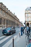 Louvre Museum Paris, France. Stock Photography
