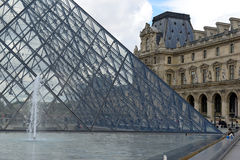 Louvre Museum, Paris, France Royalty Free Stock Photo
