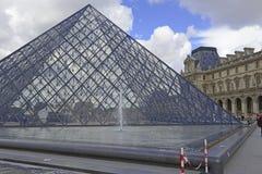 Louvre Museum, Paris, France Royalty Free Stock Image