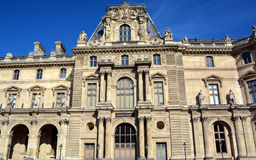 :Louvre Museum Royalty Free Stock Photos