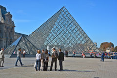 :Louvre Museum Royalty Free Stock Images