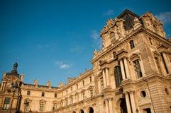 Louvre museum in Paris Stock Image