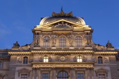 Louvre museum, Paris Royalty Free Stock Photography