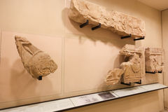 Louvre Museum - Paris Royalty Free Stock Image