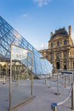 Louvre Museumin Paris, France Royalty Free Stock Photography