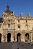 Louvre muzeum, Paryż Obraz Stock