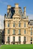 louvre pałac obrazy stock