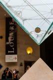 Louvre, París Imagenes de archivo
