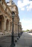 Louvre - Parijs Stock Foto's