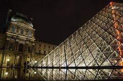 Louvre 03, Parijs, Frankrijk Stock Afbeelding