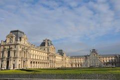 Louvre - Parijs, Frankrijk Royalty-vrije Stock Foto