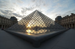 Louvre, Paris Royalty Free Stock Images