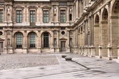 Louvre, Paris stockfotografie
