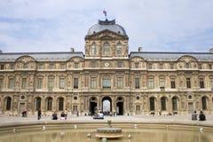 Louvre in Paris Royalty Free Stock Image