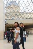 Louvre - Paris Royalty Free Stock Photo