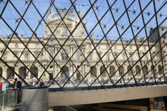 Louvre, Paris Royalty Free Stock Photography