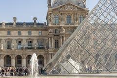 Louvre Paris Stock Images
