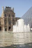 Louvre Paris Royalty Free Stock Photo