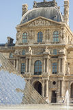 Louvre Paris Royalty Free Stock Images