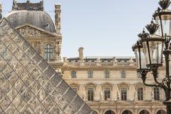 Louvre Paris Stock Photography